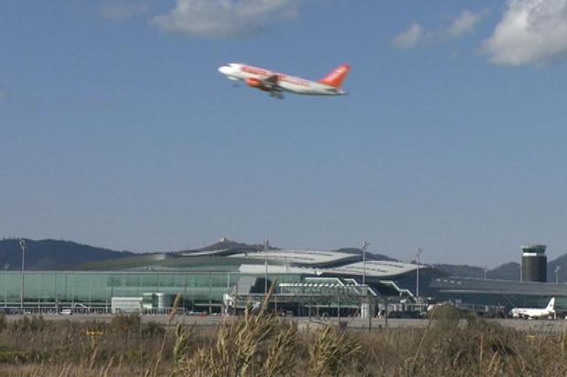 pista aeroport Barcelona- el Prat