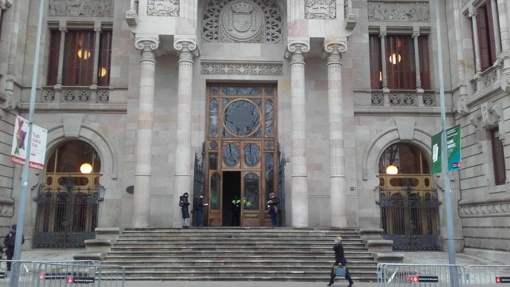 judici mesa parlament