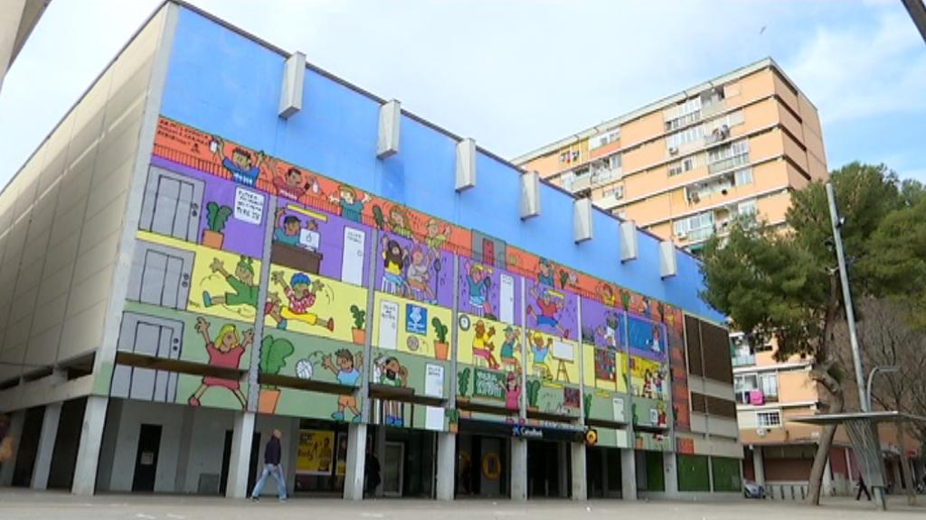 cinema Pere IV Pla barris