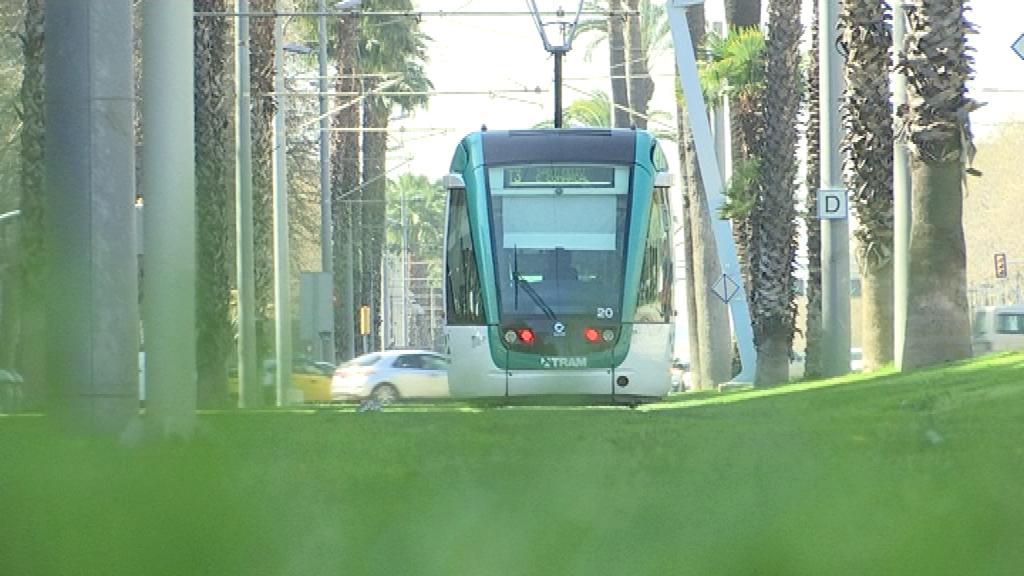 tramvia Diagonal