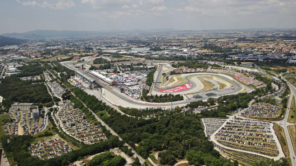 circuit Montmelo Barcelona-Catalunya
