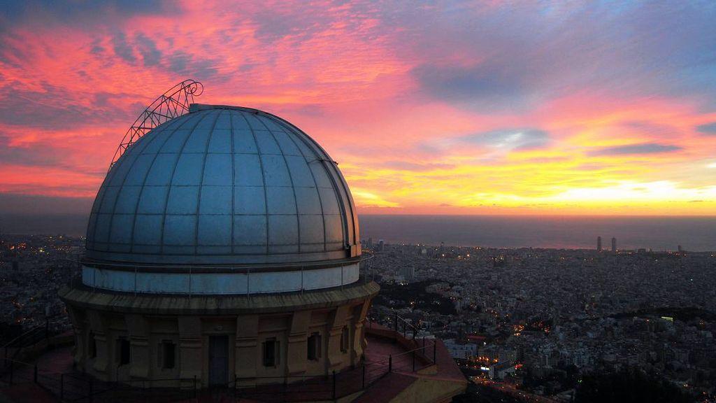 Foto de l'Observatori Fabra