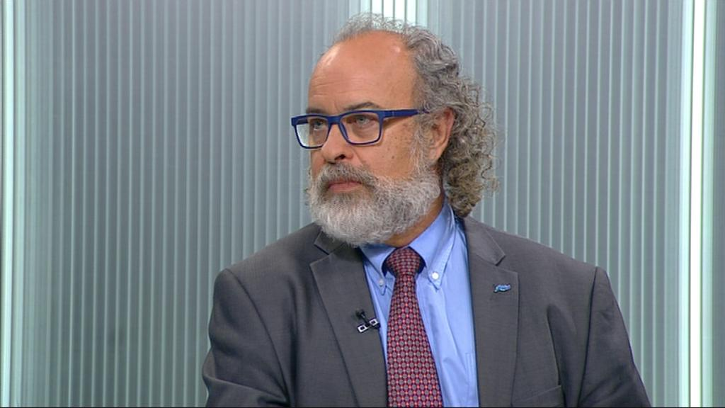 Amadeu Recasens, comissionat de Seguretat