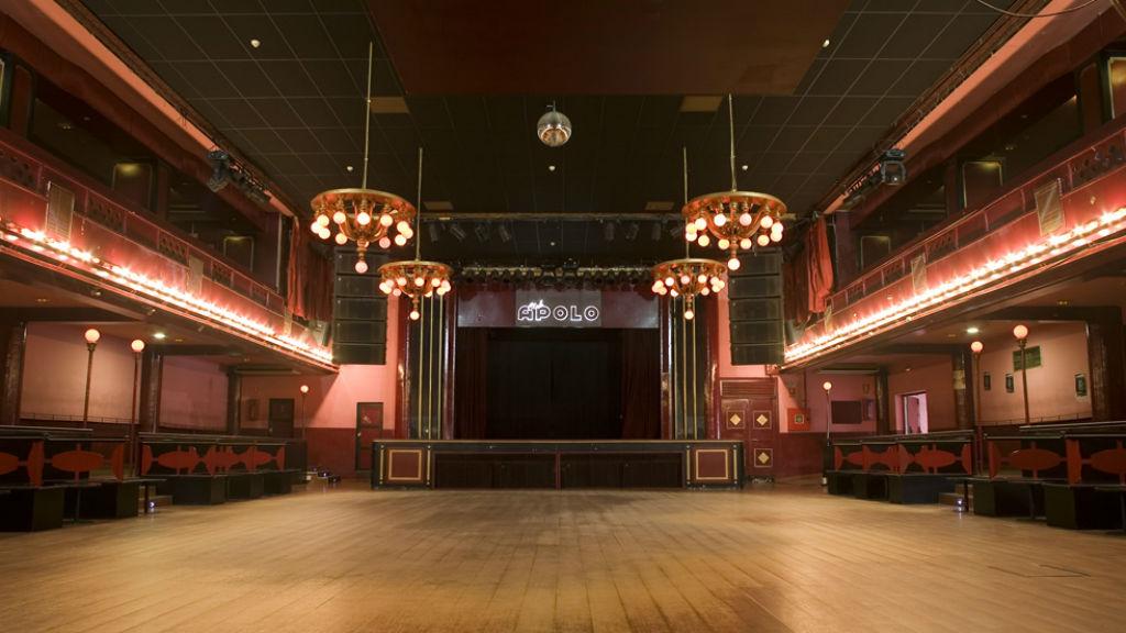 Sala concerts Apolo