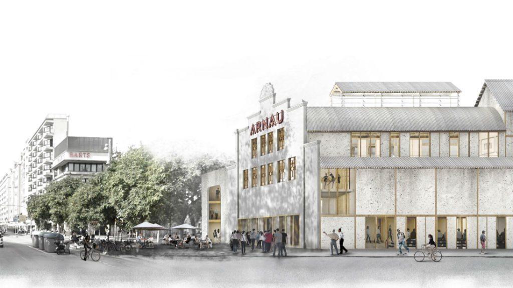 reforma teatre Arnau