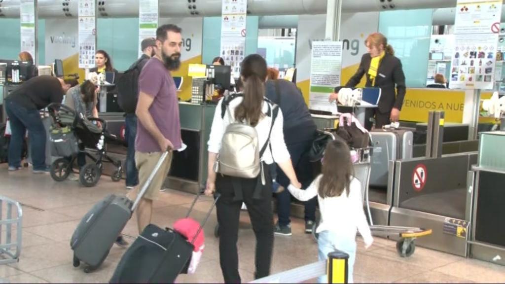 Vueling aeroport del Prat