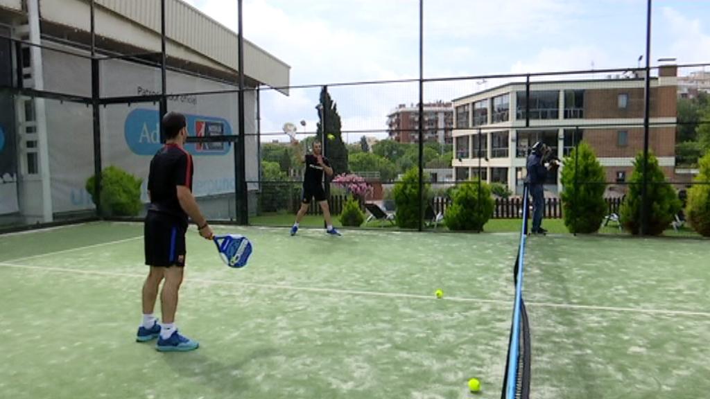 tenis padel coronavirus