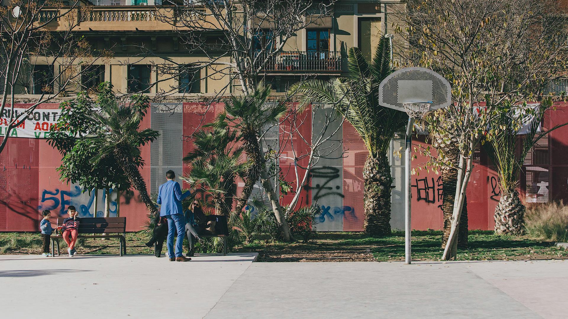 imatge del barri de l'Eixample