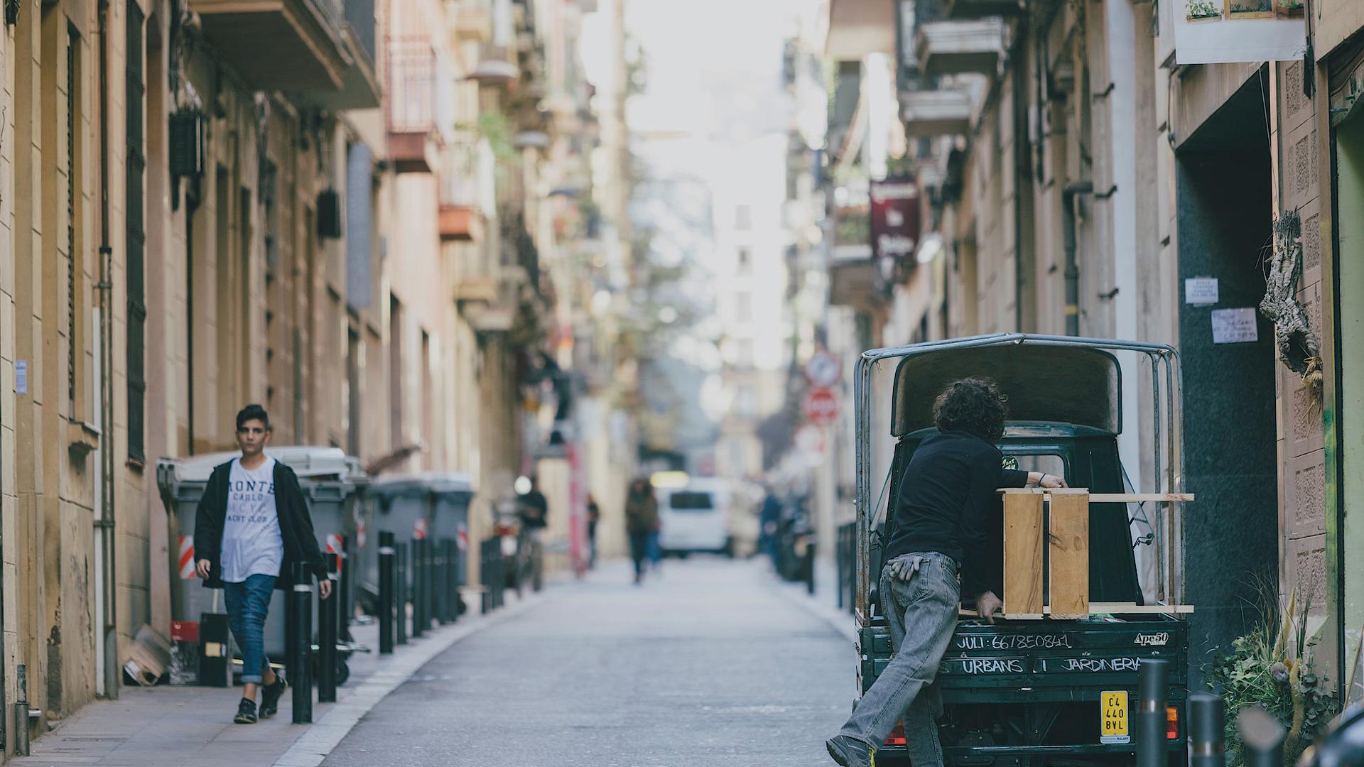 Imatge de la Vila de Gràcia