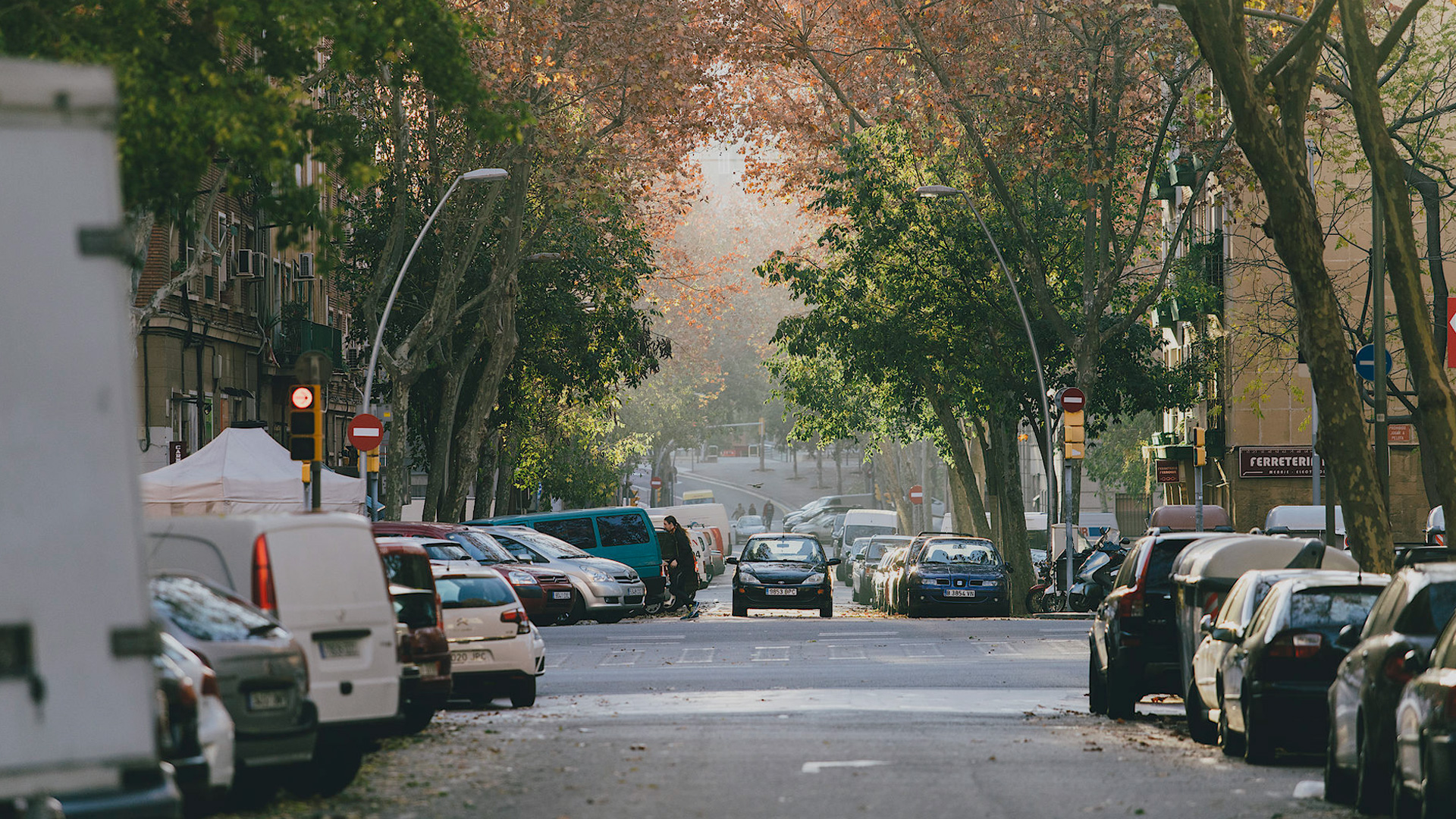 imatge del barri de Sant Martí