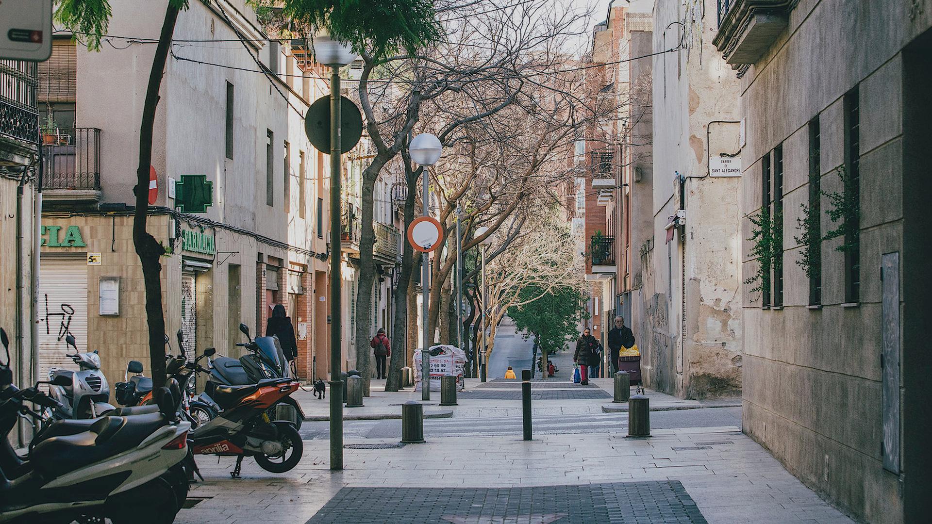Imatge de Vilapiscina i la Torre Llobeta