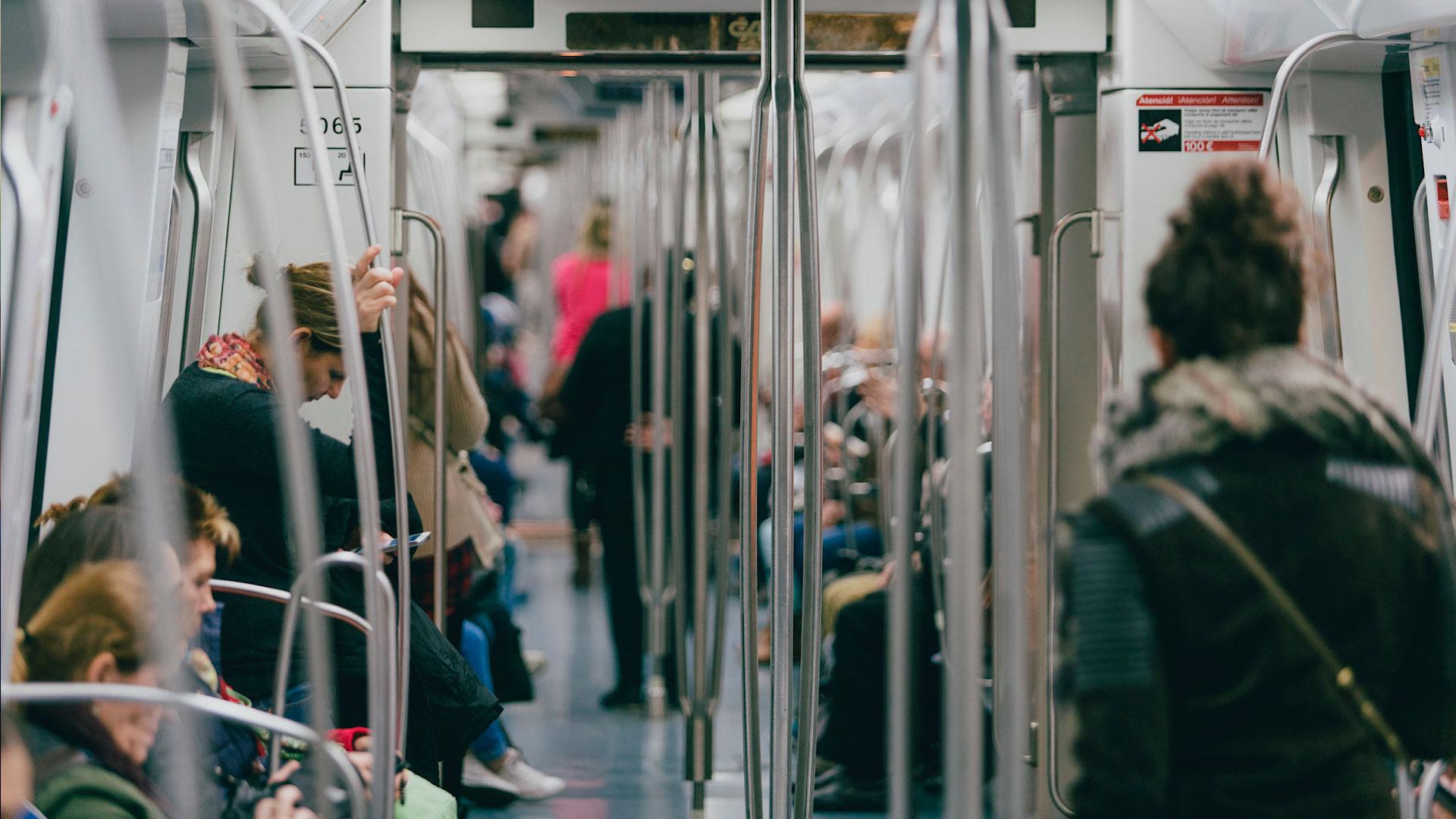 Imatge del metro