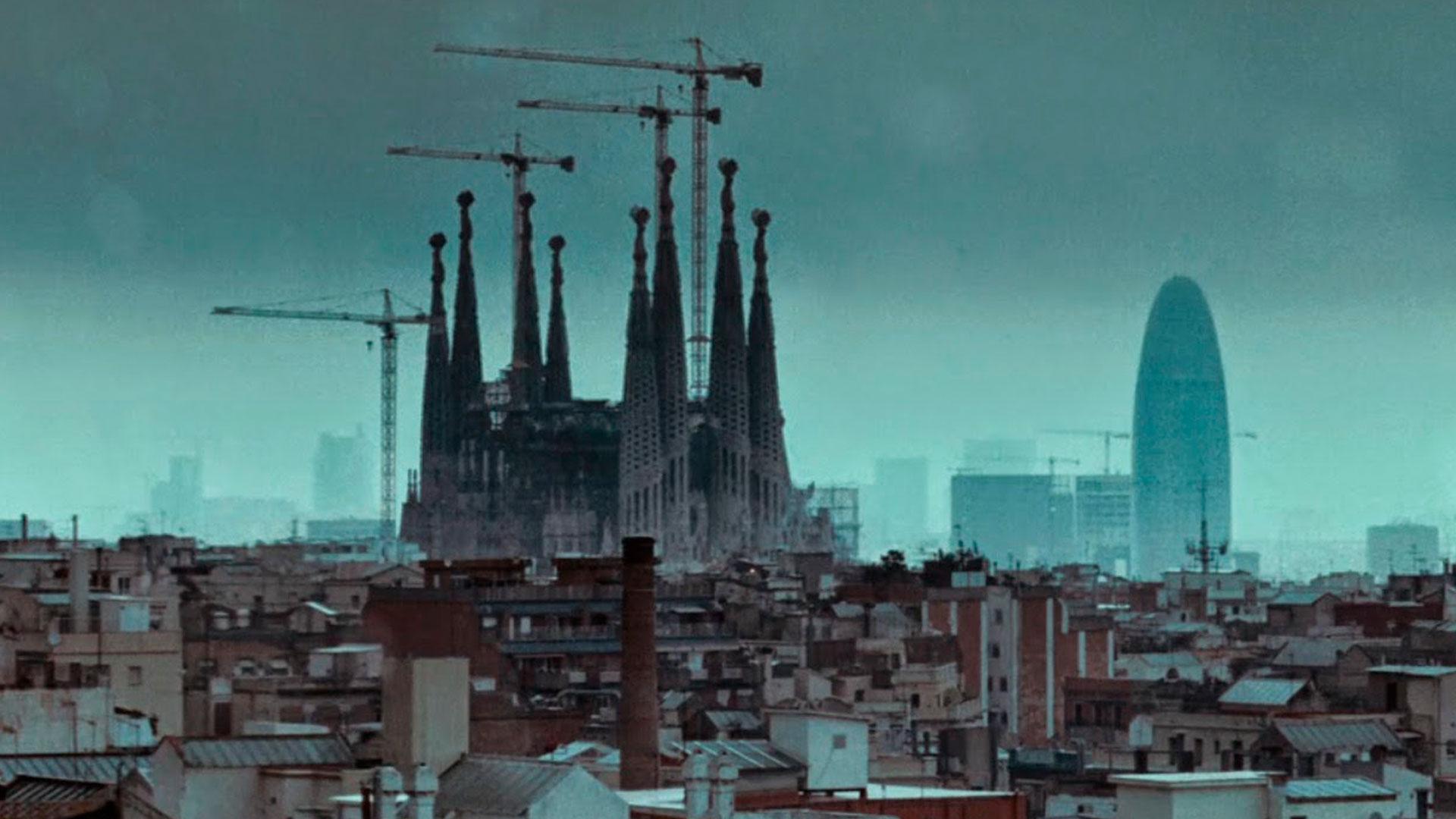 Imatge de la Sagrada Família