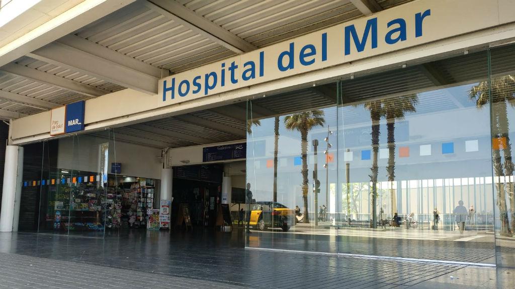 porta principal hospital del mar