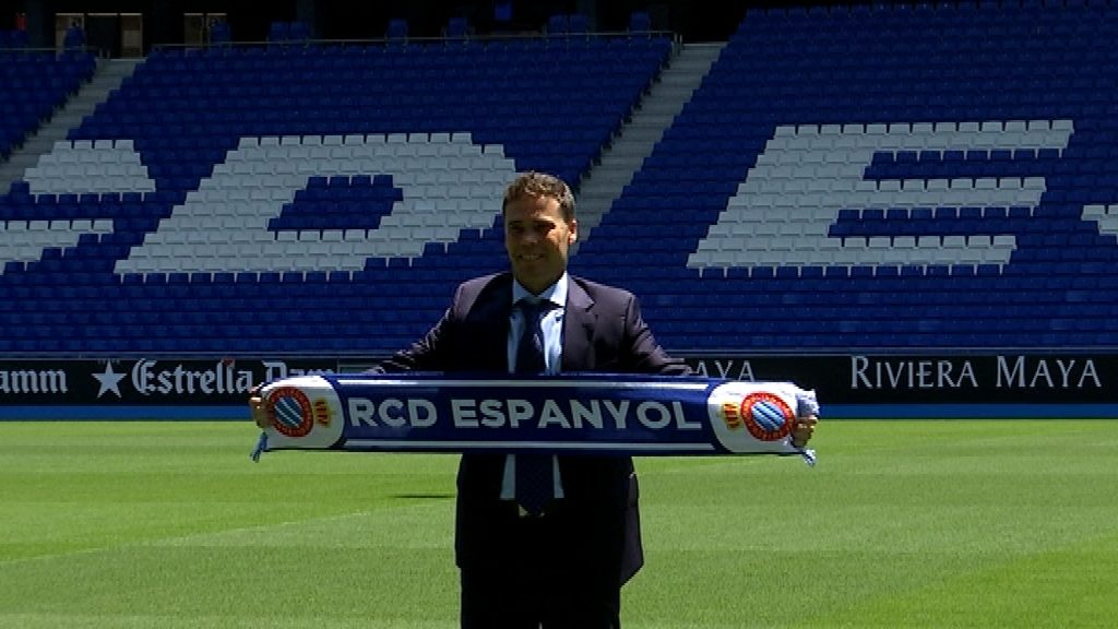 Joan-Francesc-Ferrer-Rubi-entrenador-RCD-Espanyol-torna-entrenaments