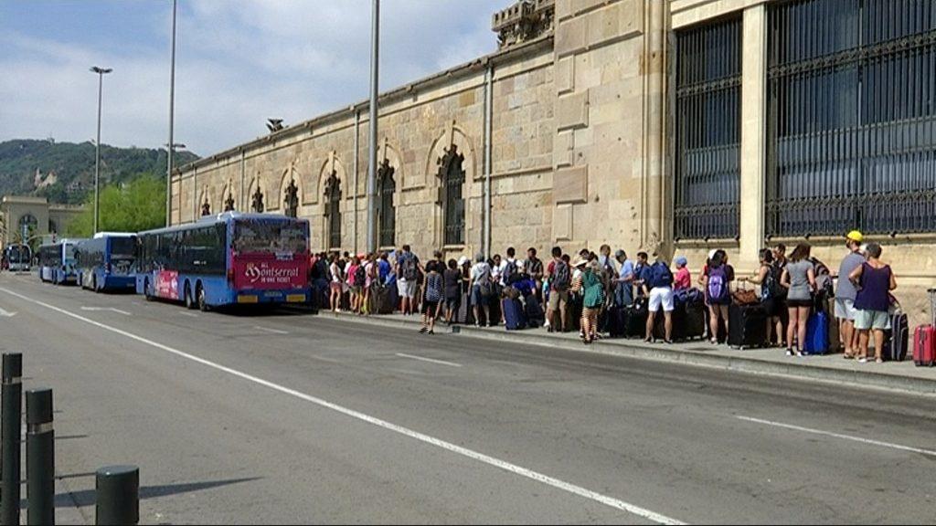 Creuers Bus Turistes