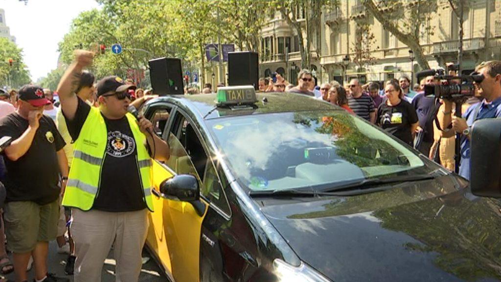 vaga taxi