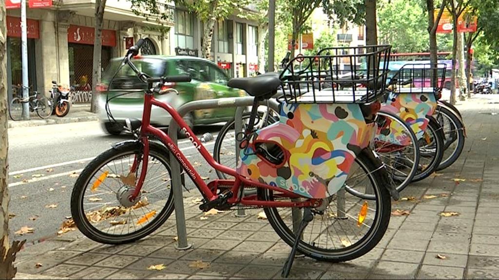 bicicletes compartides
