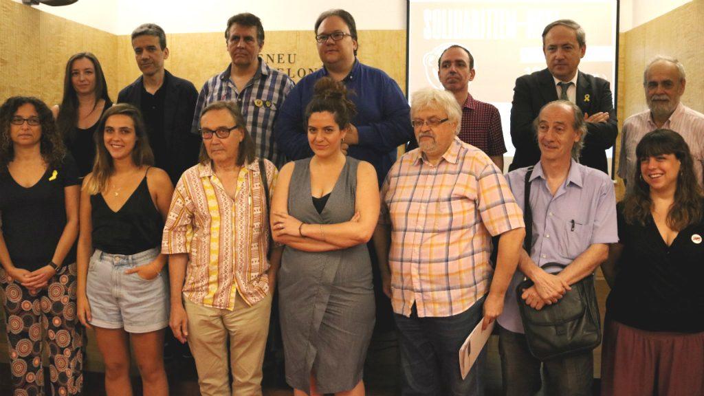 campanya finançament defensa jordi borràs