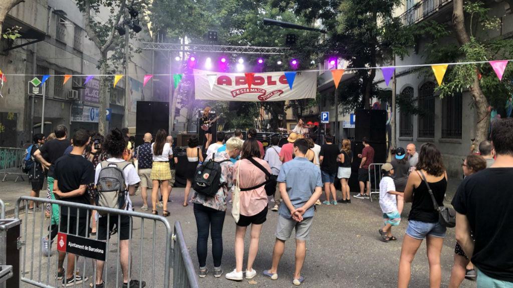Concert al Poble-sec