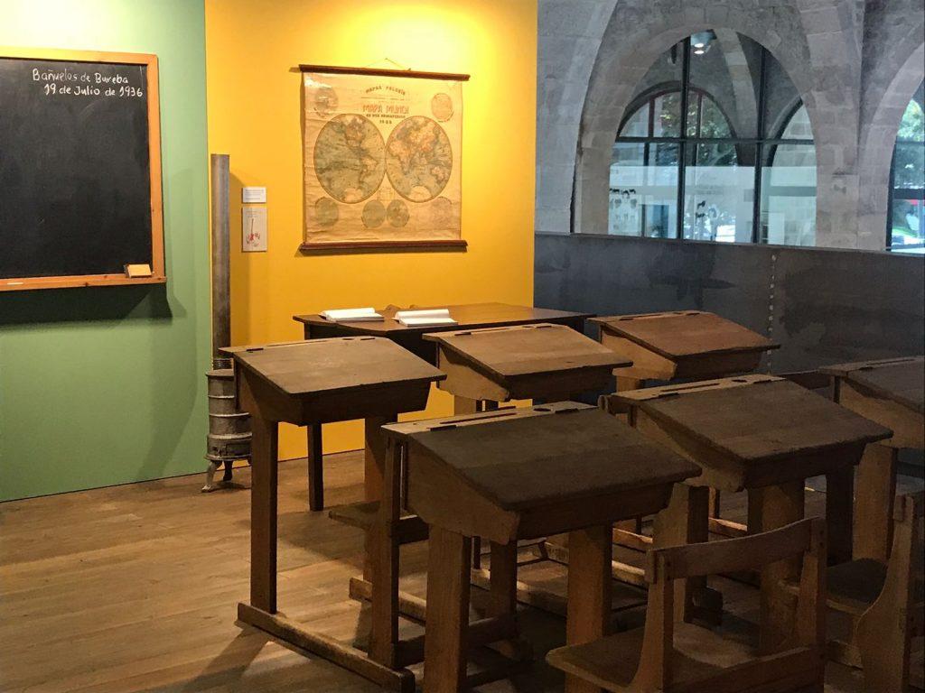 expo antoni Benaiges museu marítim