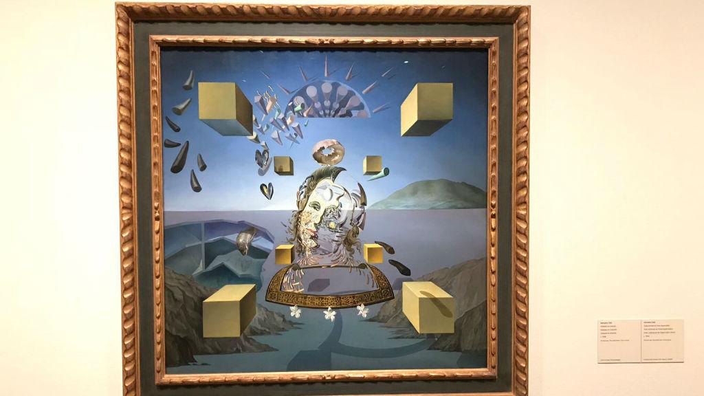 Expo Gala Dalí al MNAC