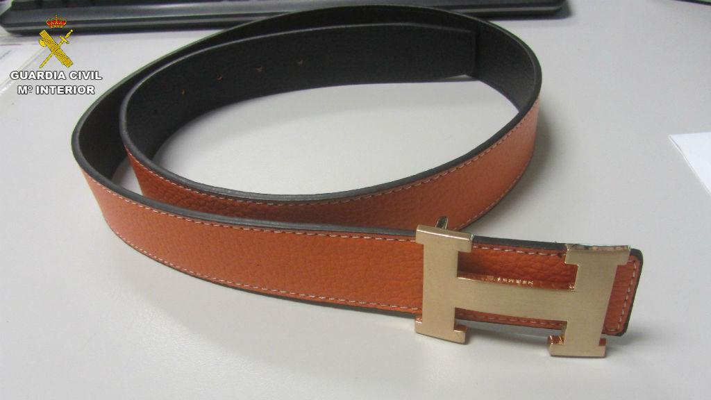 Guàrdia Civil cinturons