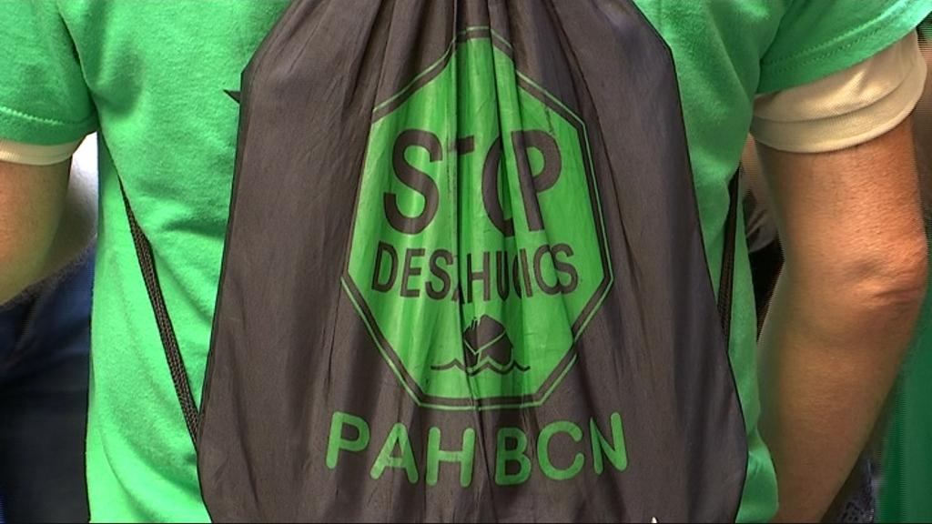 logo Stop desnonaments PAH
