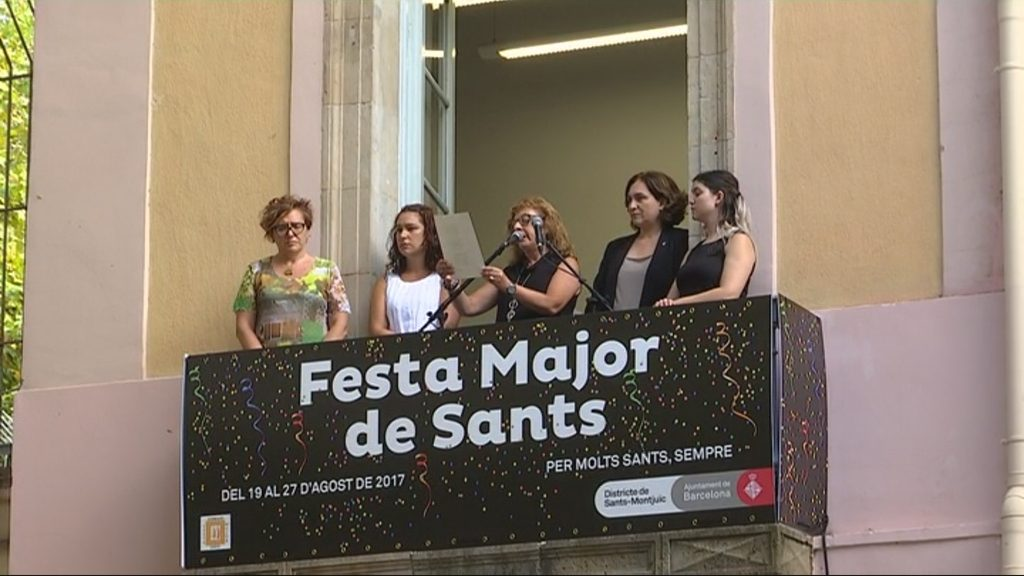Pregó Festa Major Sants