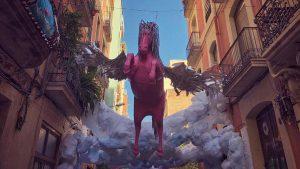 Travessia de Sant Antoni - Olimp 54