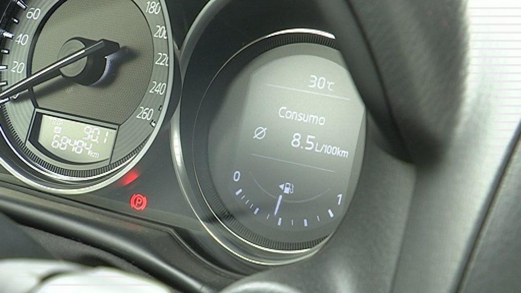 Consum cotxe segons WLTP