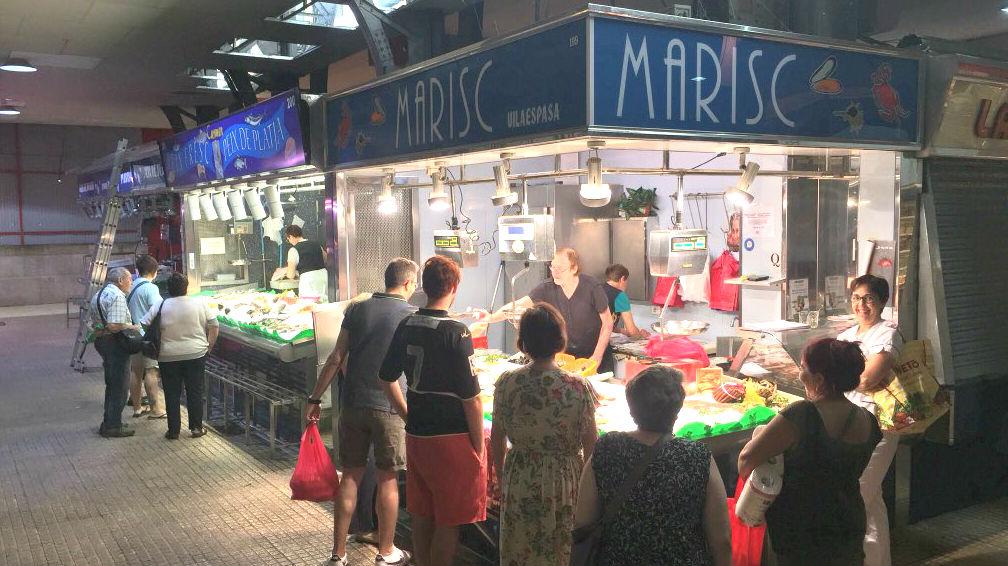 mercat hostafrancs