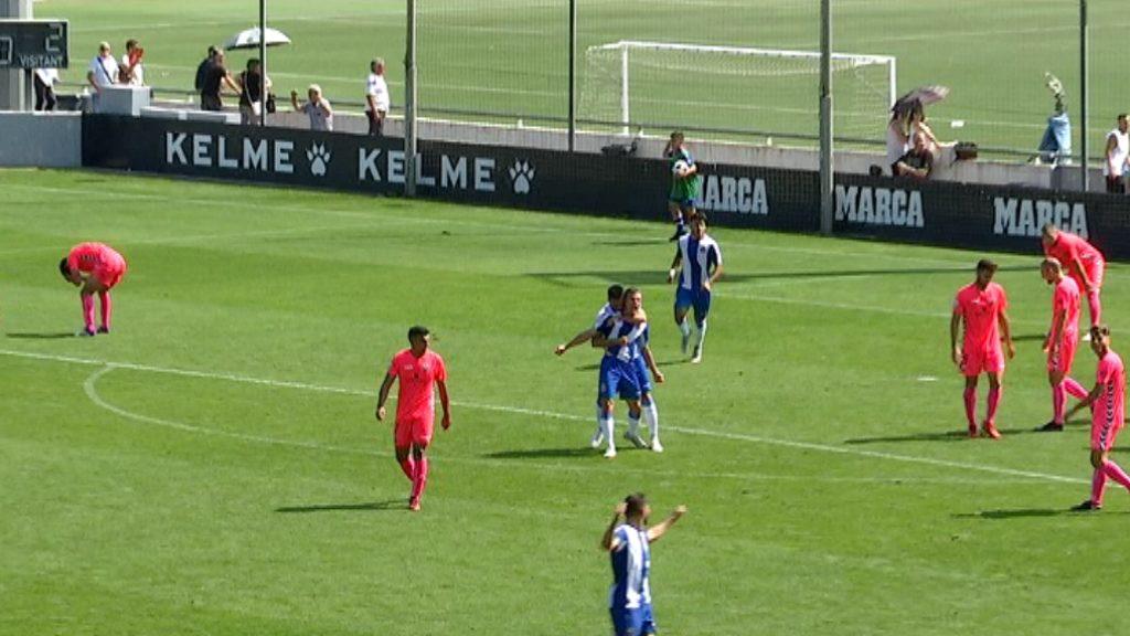 RCD Espanyol B - CD Castelló