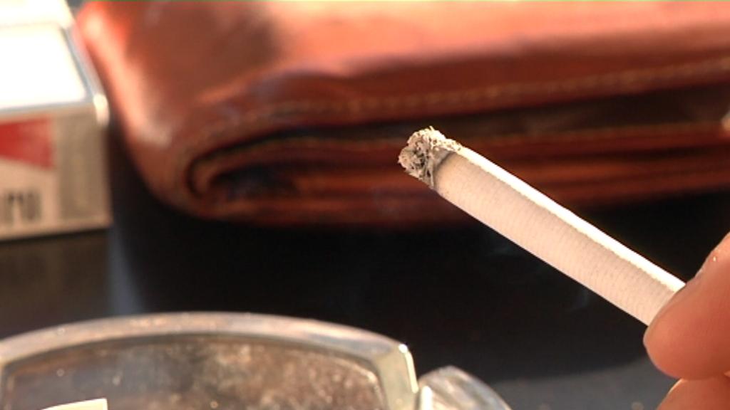 Imatge d'una cigarreta
