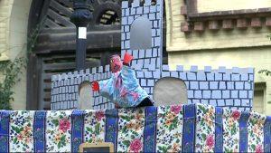 La Mercè també està feta per als nens: els titelles han estat protagonistes al Parc de la Ciutadella