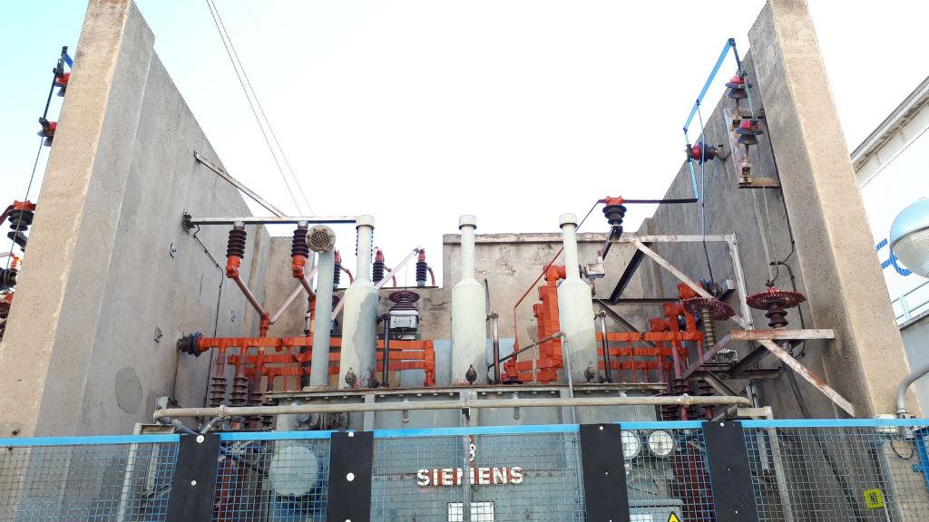 Subestació elèctrica de Sant Andreu