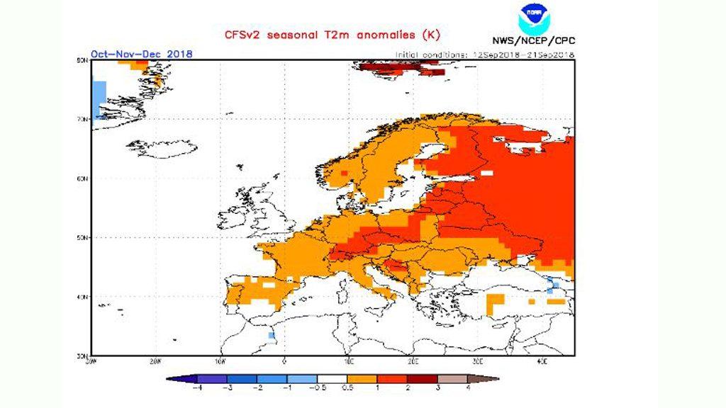 Mapa d'anomalia tèrmica