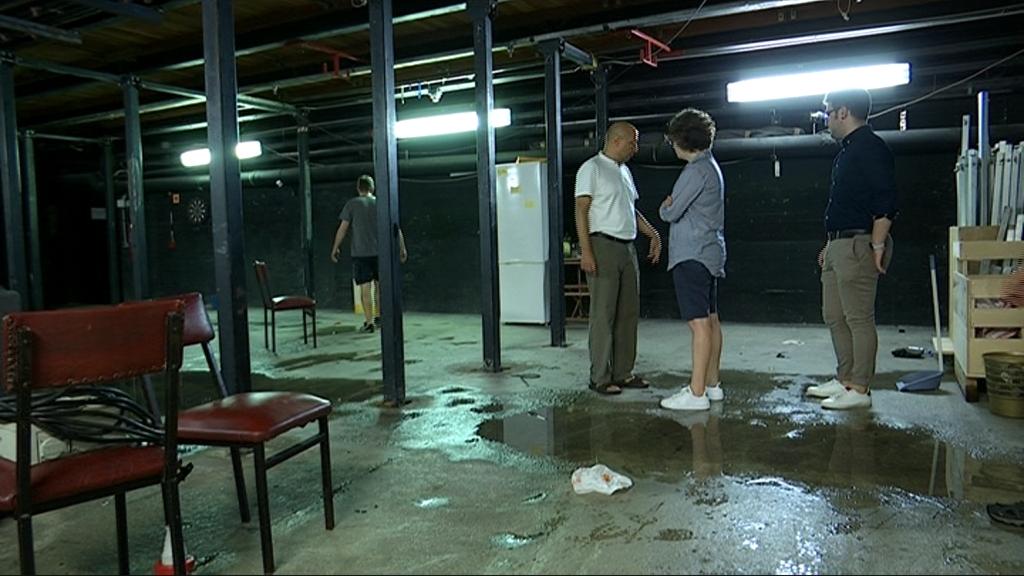 teatre victoria inundacions interior