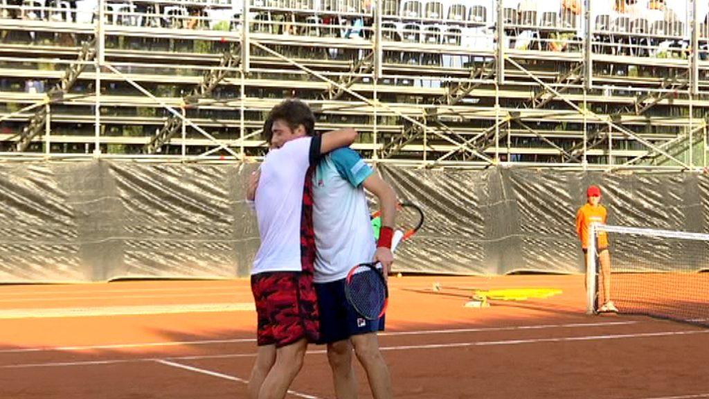 Vega i Demoliner guanyen el dobles Challenger Sánchez-Casal