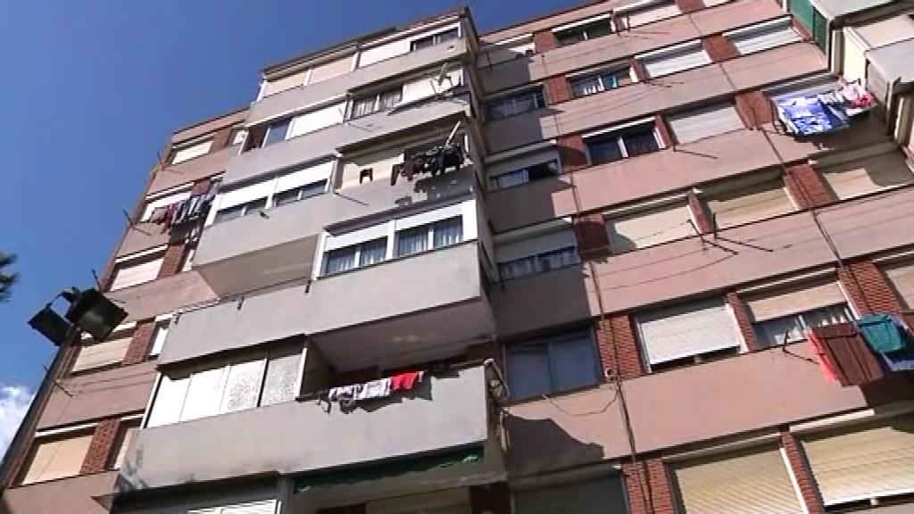 Edifici Ciutat Meridiana