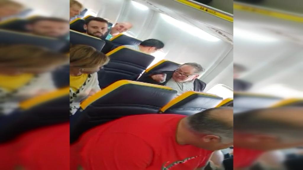 Incident racista Ryanair