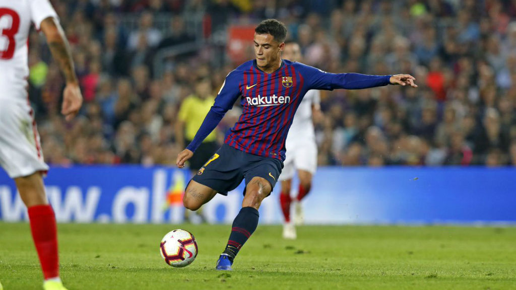 El Barça rep el Sevilla al Camp Nou