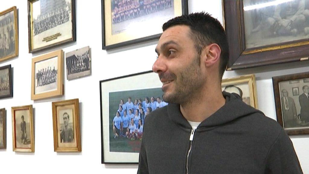 Alex Martínez dimiteix com a entrenador del CE Júpiter