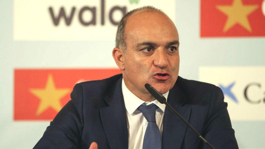 Andreu Subies expresident Federacio Catalana Futbol