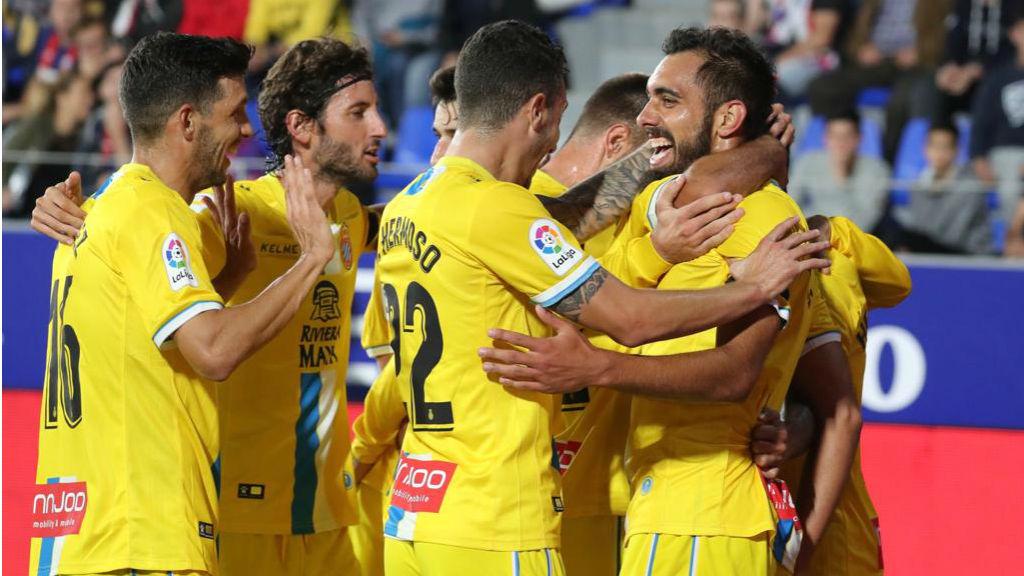L'Espanyol guanya al camp de l'Osca