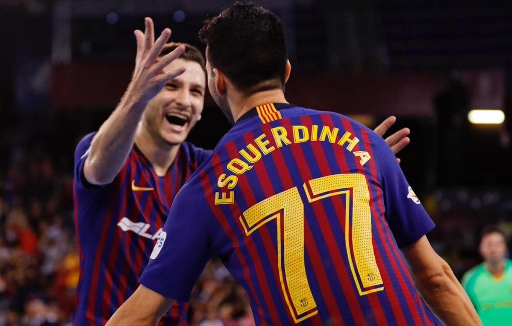 El Barça jugarà contra el Kairat les semifinals de la Champions
