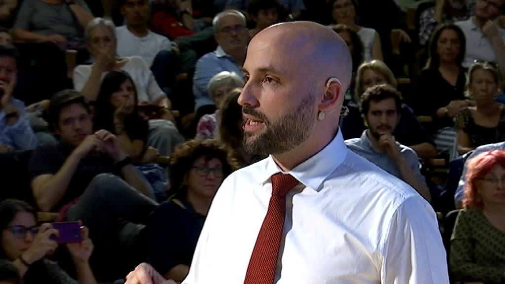 Jordi Graupera primàries
