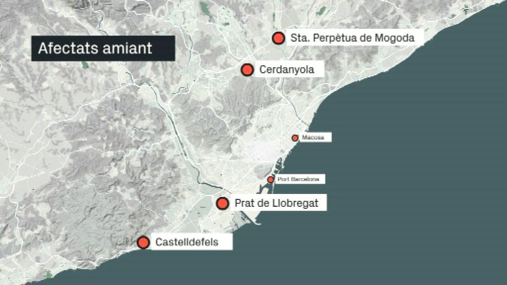Amiant a Catalunya