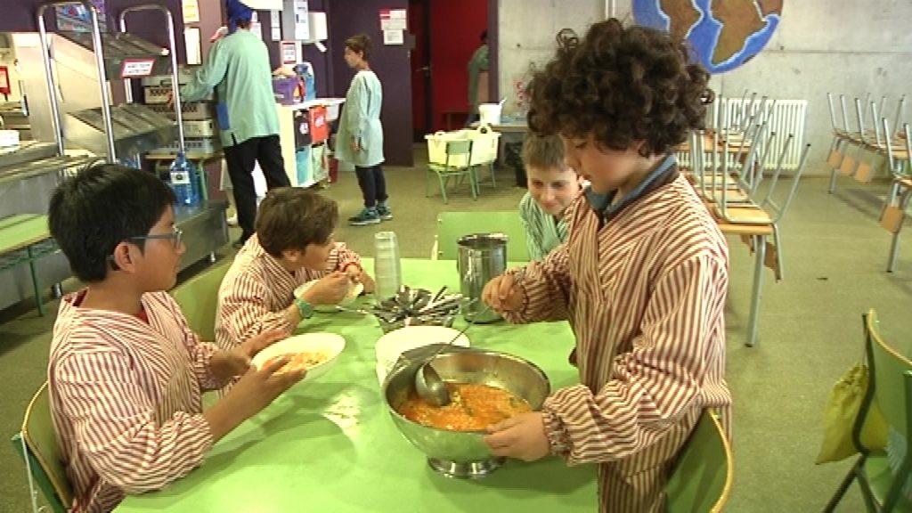 menjador escola