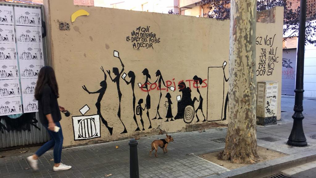 Mural 1-O escola Mestre Enric Gibert